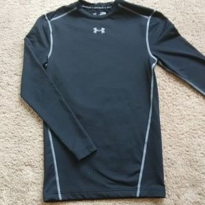 Mens' Under Armour Cold Gear Compression Crew